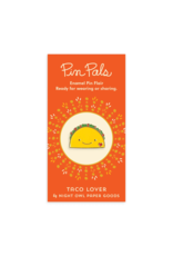 Taco Lover Enamel Pin
