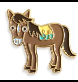 Horse Enamel Pin