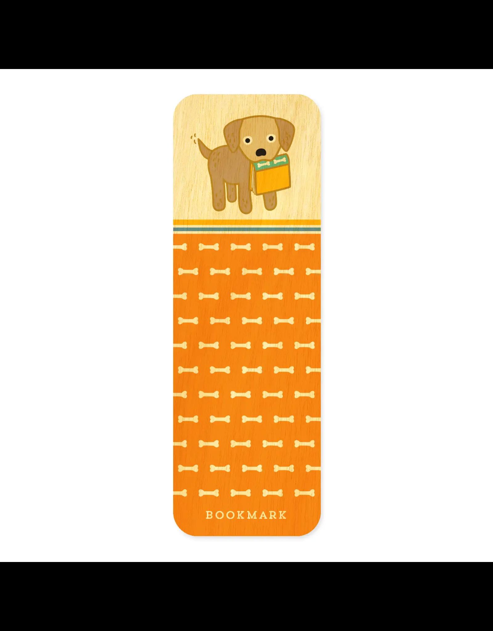 Reading Retriever Gift Set - Bookmark & Enamel Pin