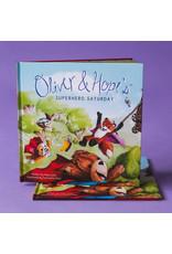 Oliver & Hope's Superhero Saturday® - Hardcover