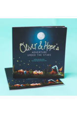 Oliver & Hope's Adventure Under the Stars® - Hardcover