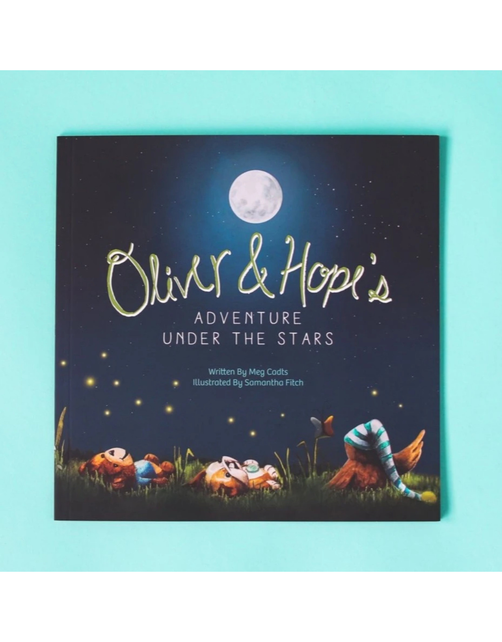 Oliver & Hope's Adventure Under the Stars® - Softcover