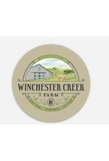 Winchester Creek Farm Logo Vinyl Sticker