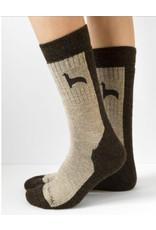 Hiker Alpaca Socks
