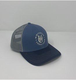 WCF Trucker Hat - Slate/Gray/Navy