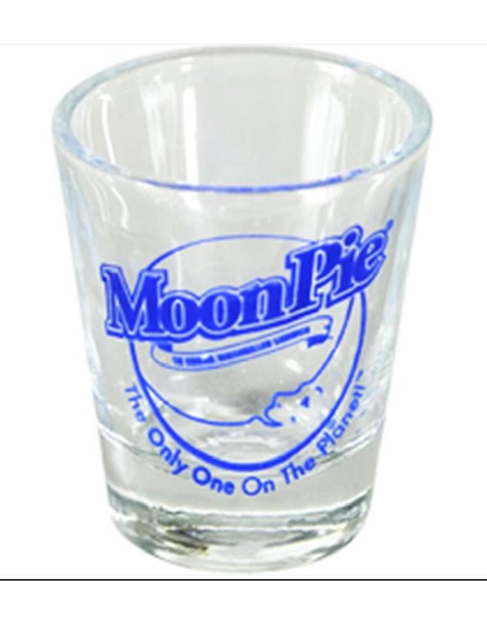 MoonPie Shot Glass