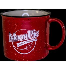 Moonpie MoonPie Red Ceramic Campfire Mug