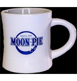 Moonpie MoonPie Retro Logo Mug- White