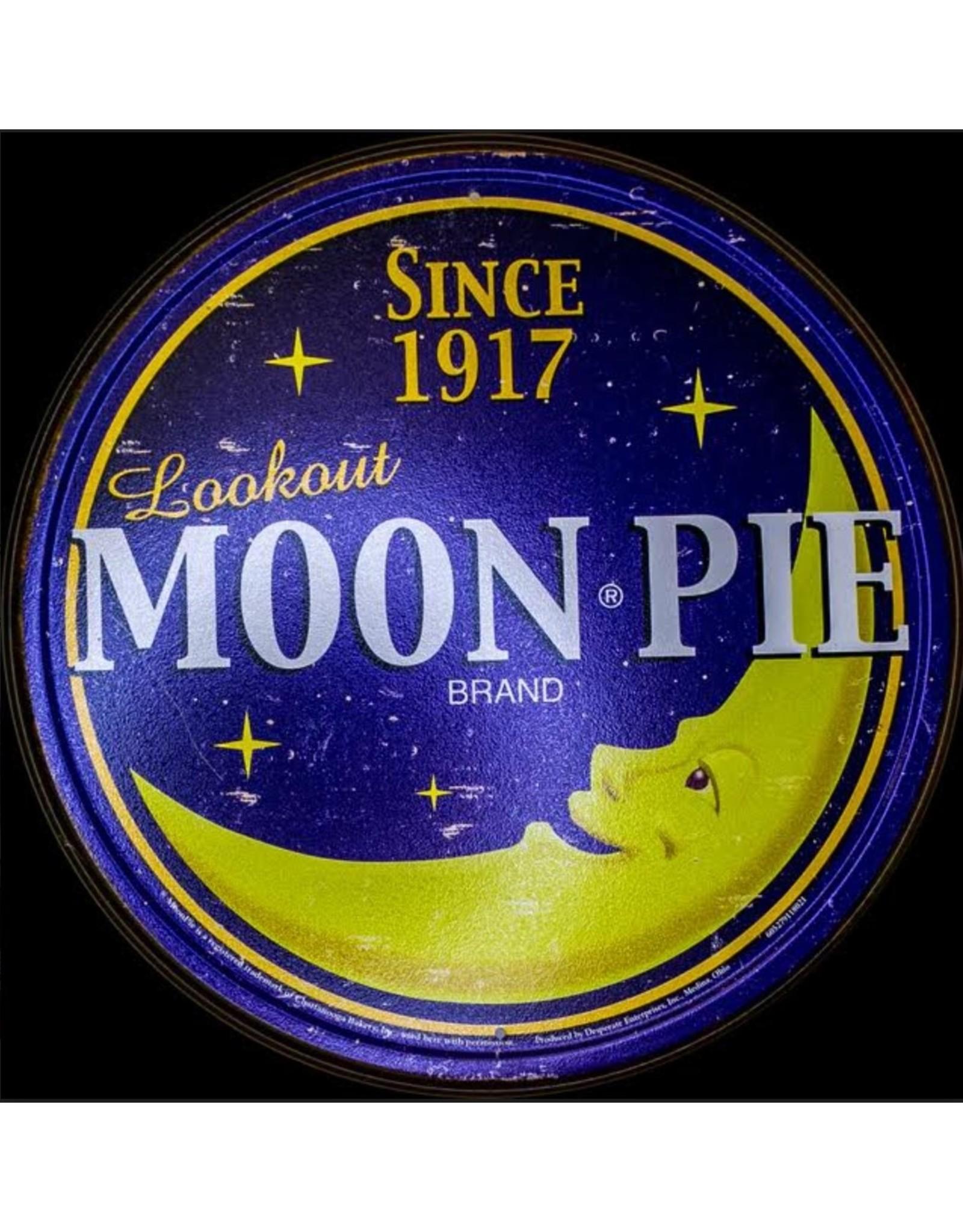 Moonpie MoonPie Lookout Retro Sign