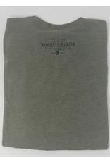 Frannie Olive Tri Blend T-Shirt- Youth