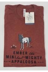 Ember Clay Tri Blend T-Shirt- Adult