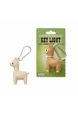 Alpaca Light Keychain