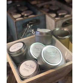 Travel Tin Candle-Gingerbread Cookie