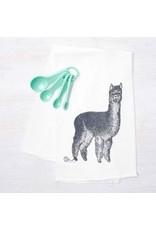 Alpaca Flour Sack Tea Towel
