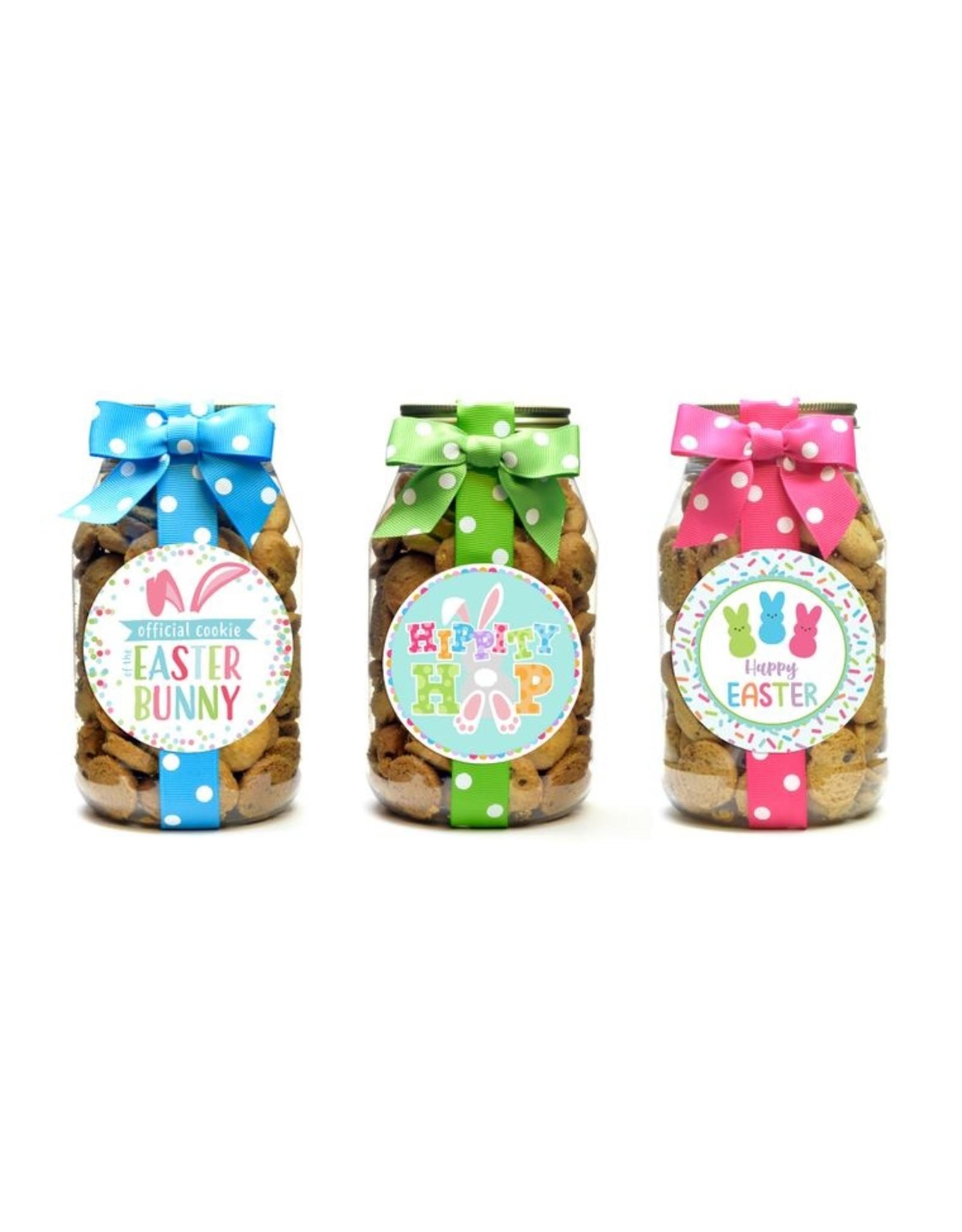Oh,Sugar! Chocolate Chip Cookies-Easter/Spring 1 Pint Jar