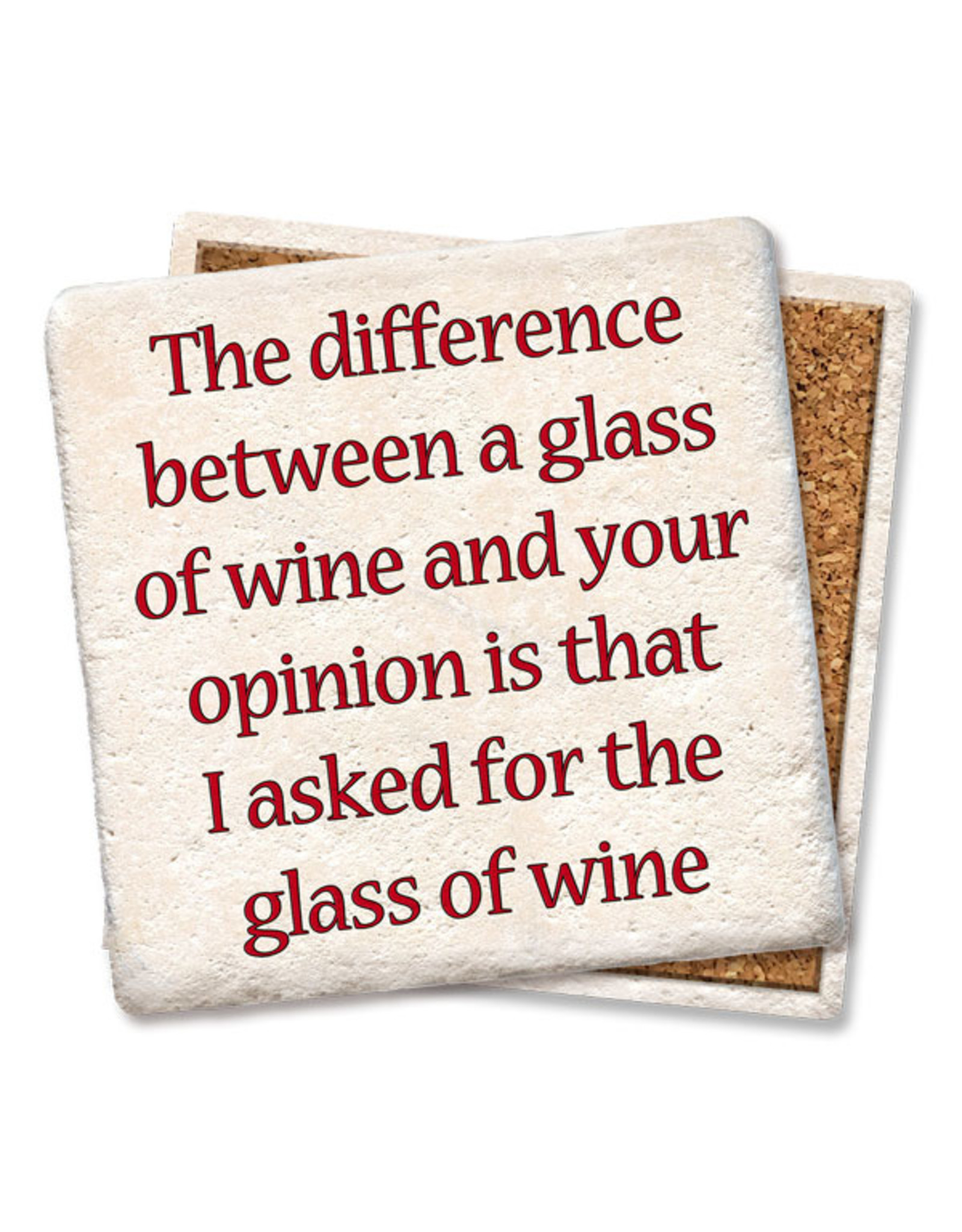Difference Between Wine Coaster