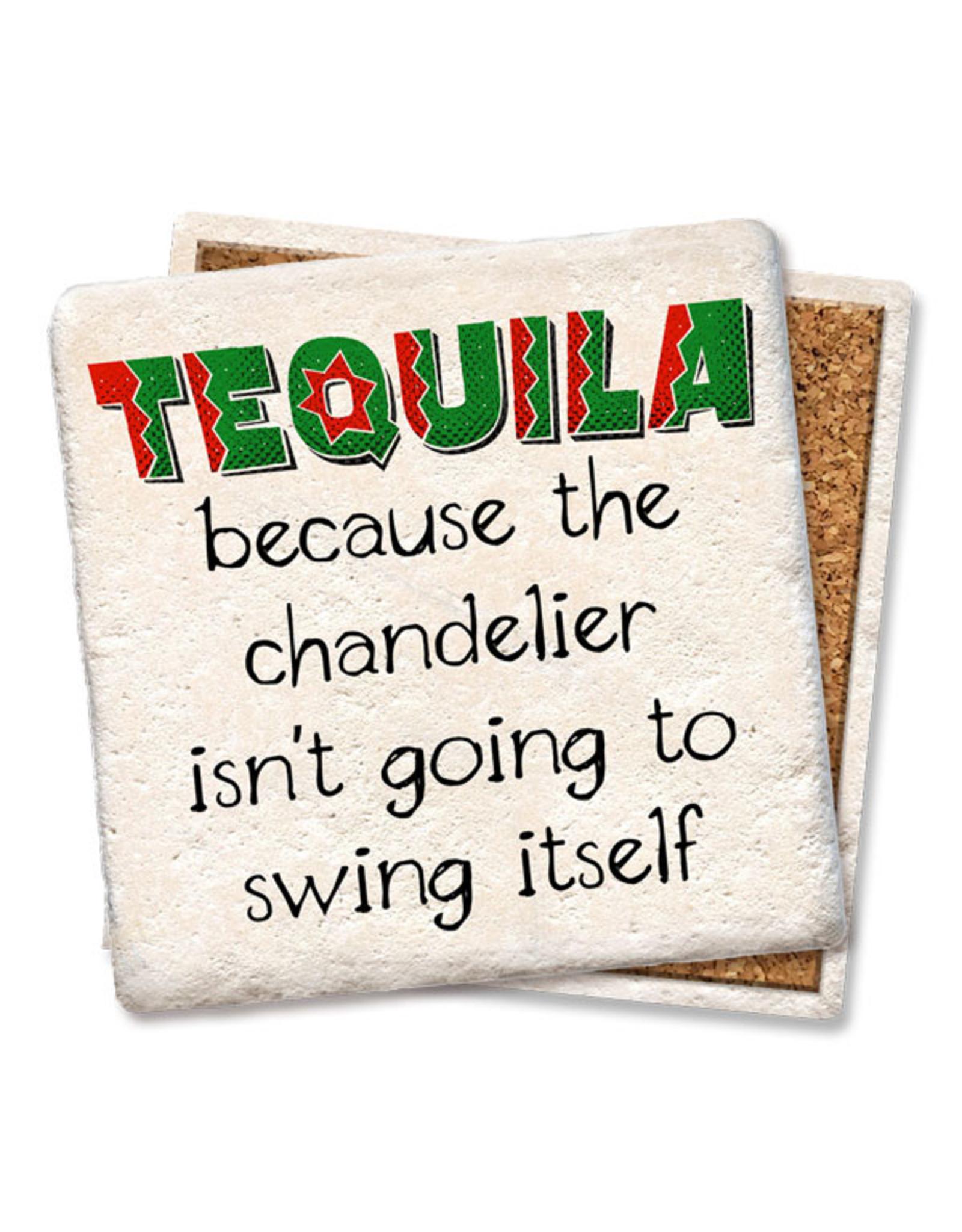 Tequila Chandelier Coaster