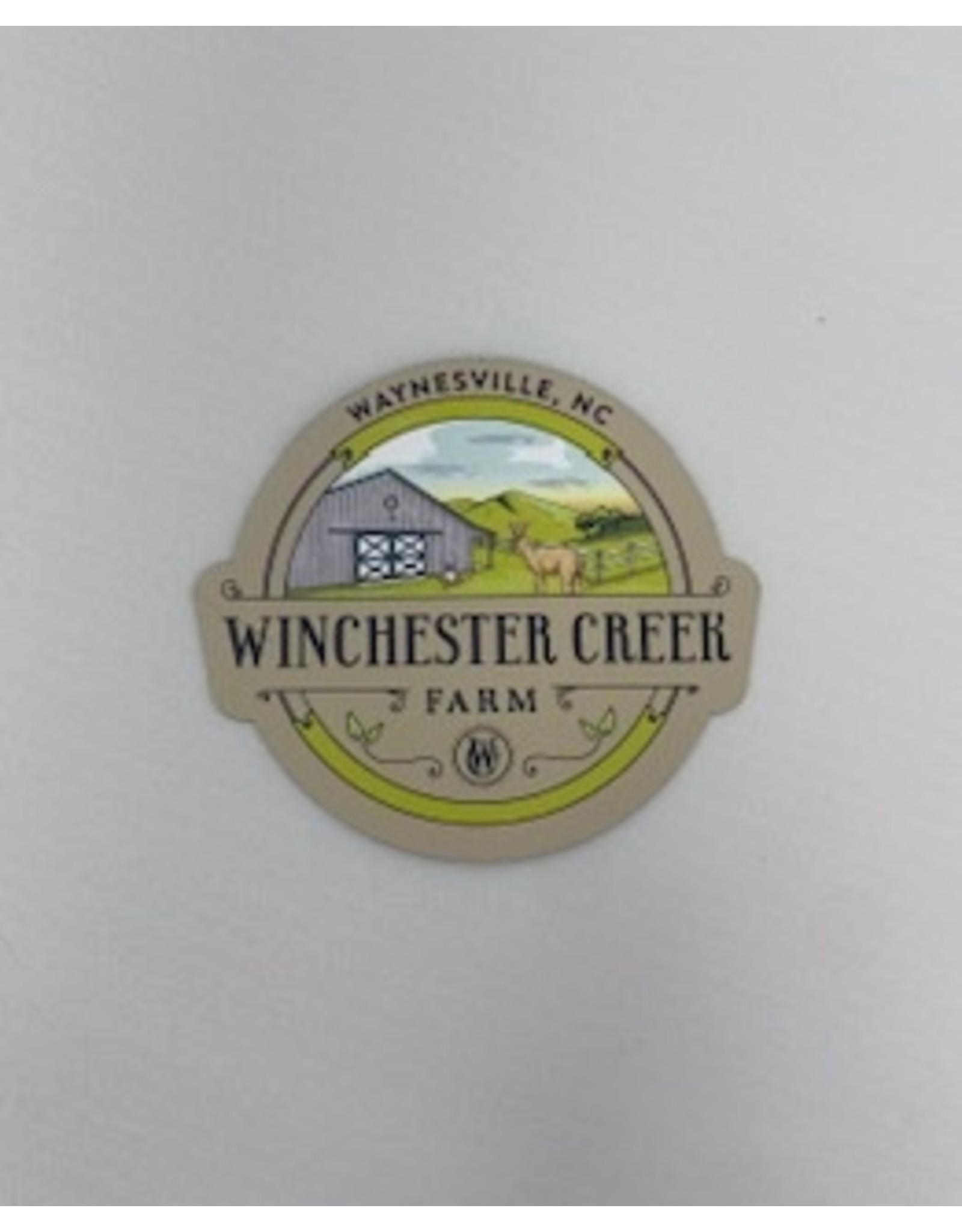 Sticker Mule WCF Magnet