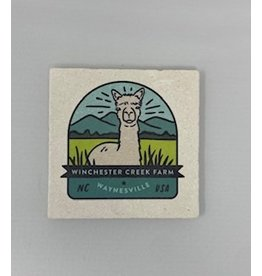 Alpaca WCF Coaster