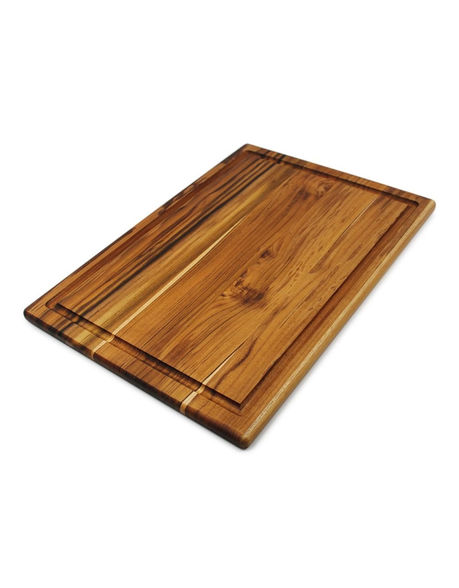Teak - Edge Grain Carving Board XL