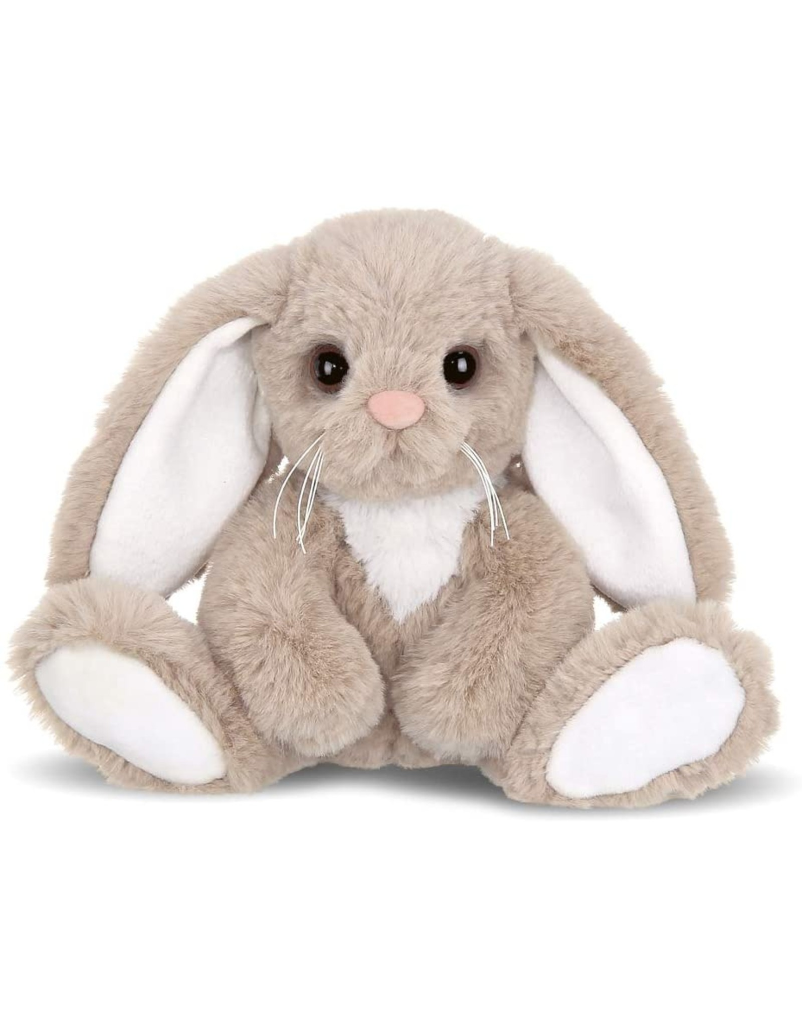 Lil' Boomer the Taupe & White Bunny