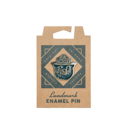 Smokey Bear Enamel Pin