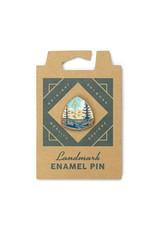 Appalachian Trail Enamel Pin