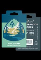 The Landmark Project Appalachian Trail - Sticker