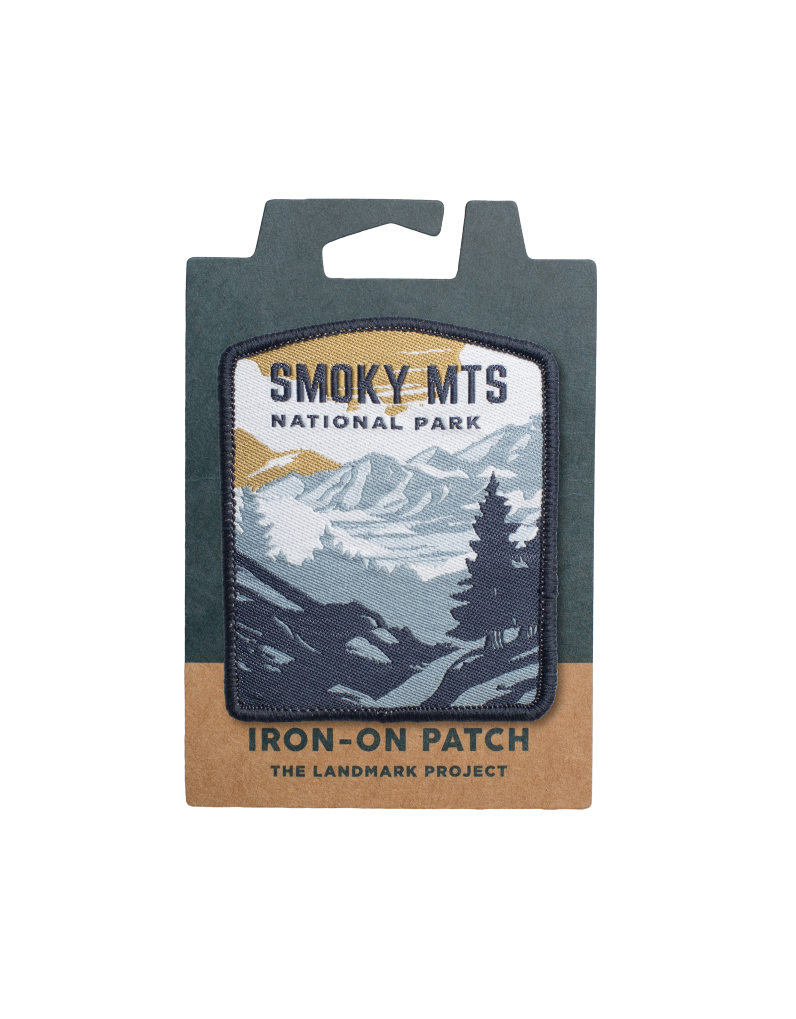 Smokey Mountain National Park - Patch