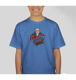 I Love Alpacas - Adult T-Shirt