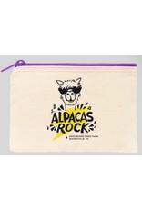 Alpacas Rock pouch