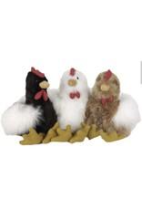 Shupaca Alpaca Stuffed Hen