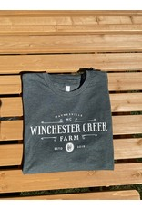 WCF Heather Forest Green Long Sleeve