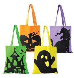 """La Luna Bella Halloween Tote Bags -15""""x16"""""""