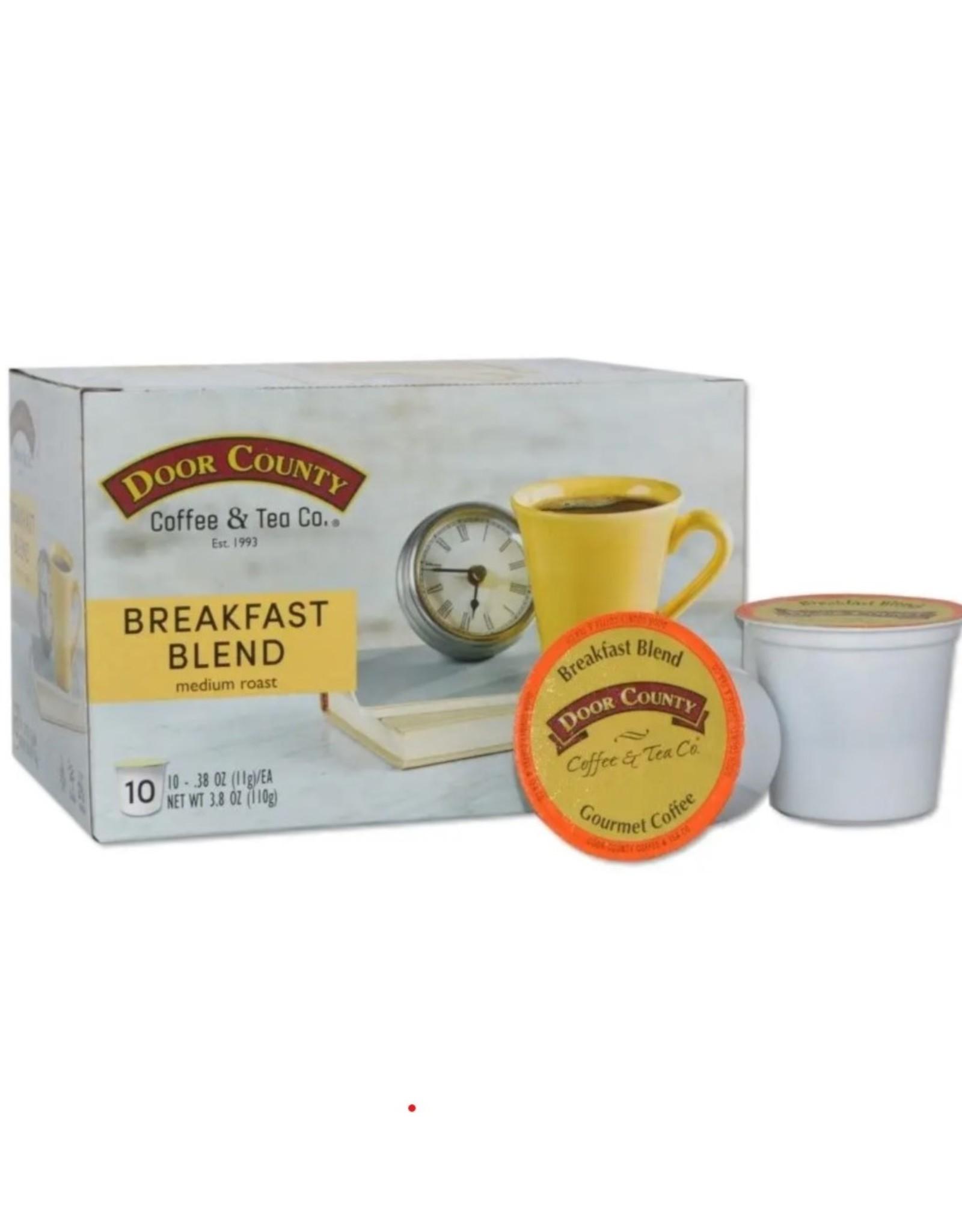 Door County Coffee Breakfast Blend