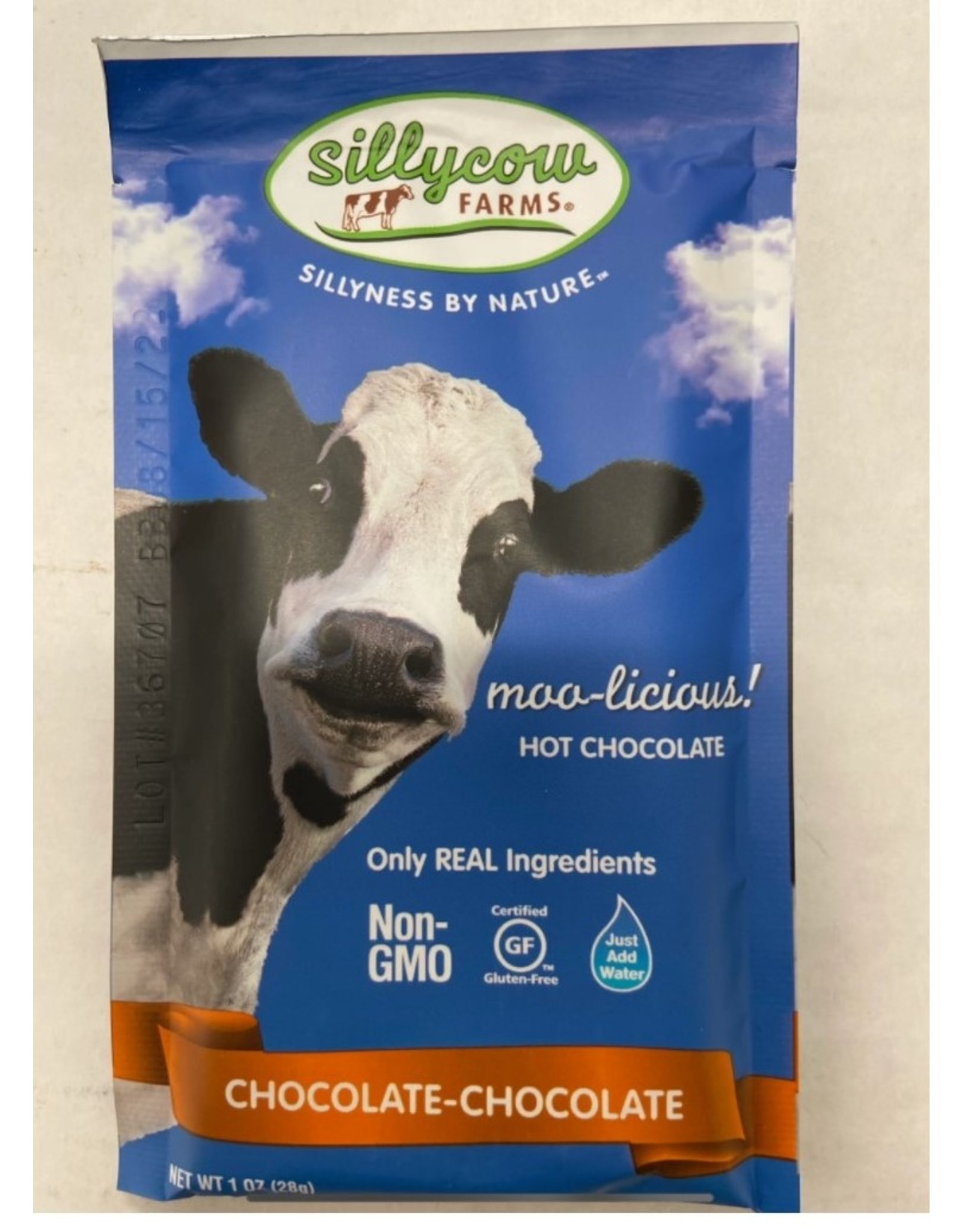 SillyCow Silly Cow Chocolate Chocolate Cocoa Mix