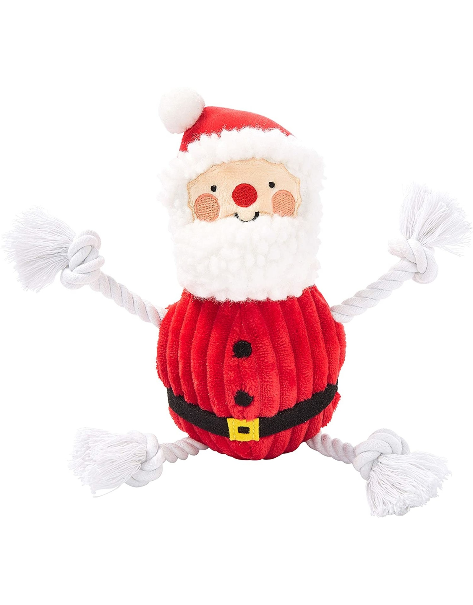 Pearhead Santa Clause Dog Toy