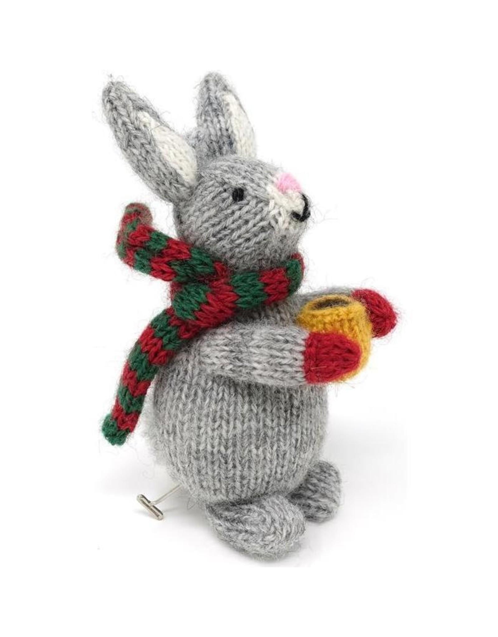 Melange Melange Plush Bunny With Cocoa