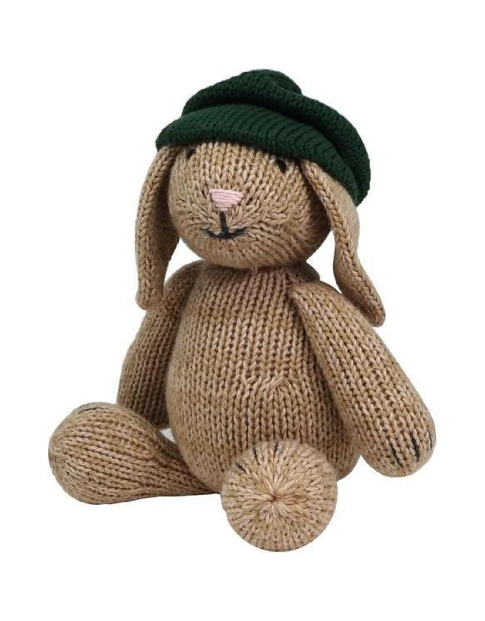 Melange Melange Newsboy Bunny