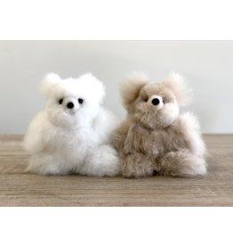 """Shupaca 7"""" Alpaca Stuffed Bear"""