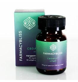 Farmacybliss: CBDaily - Softgels 900mg