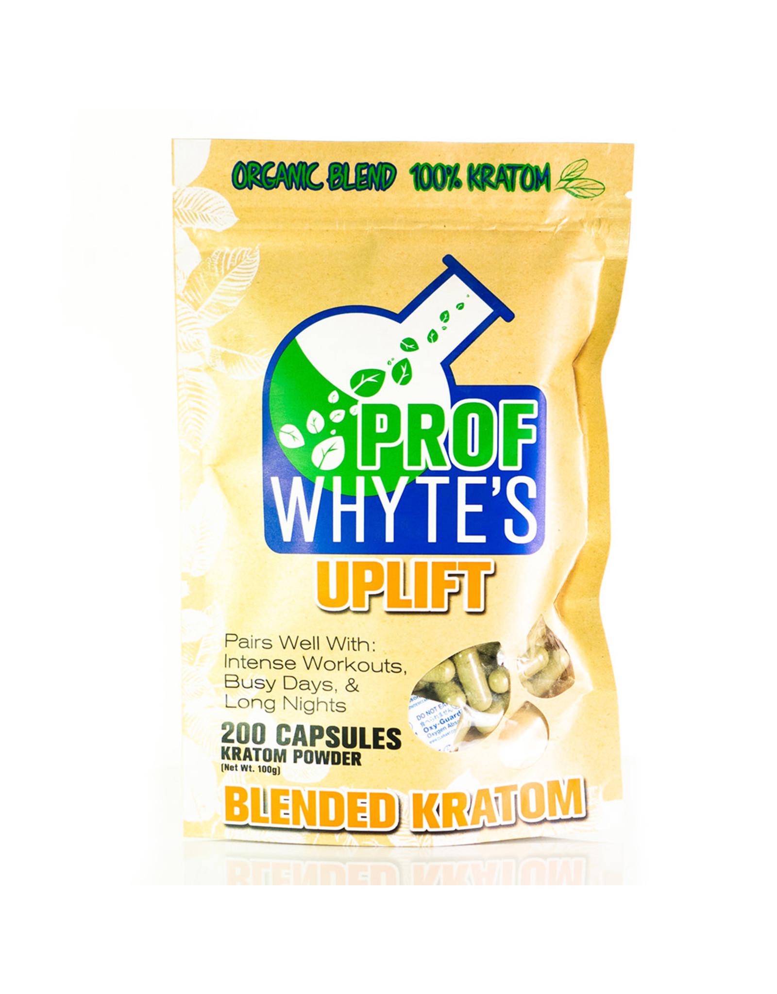 Prof Whyte's Kratom: Capsules-