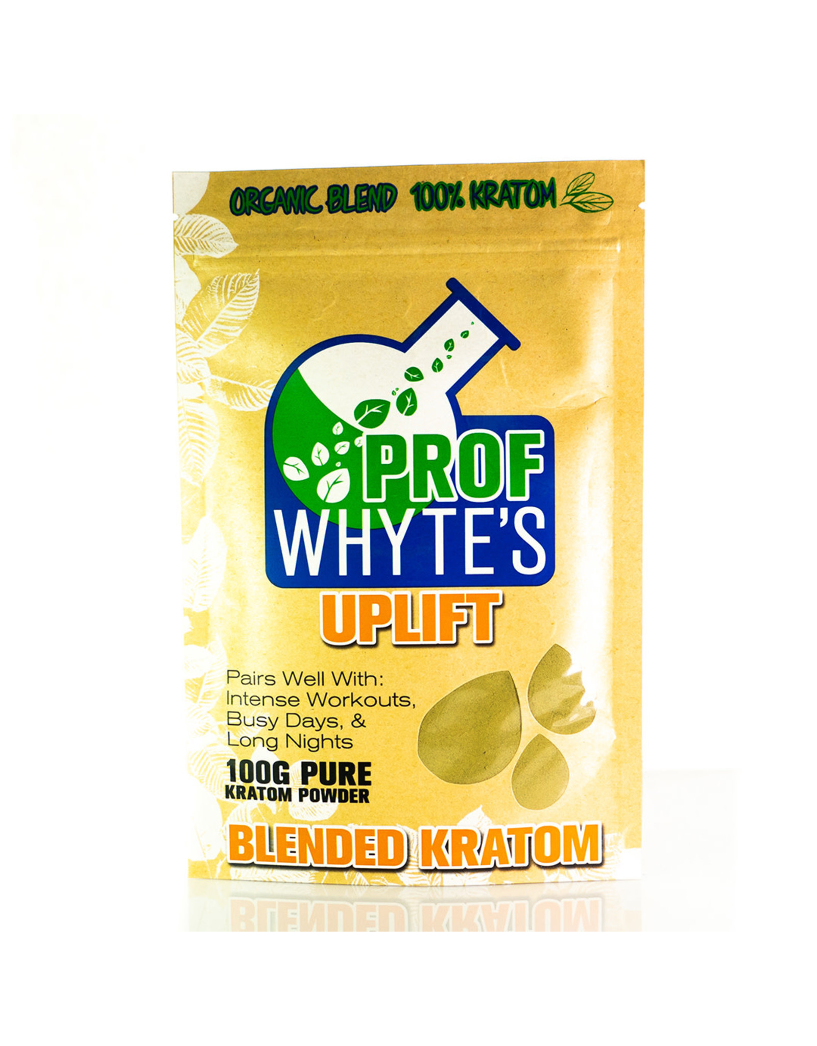 Prof Whyte's Kratom: Powder-