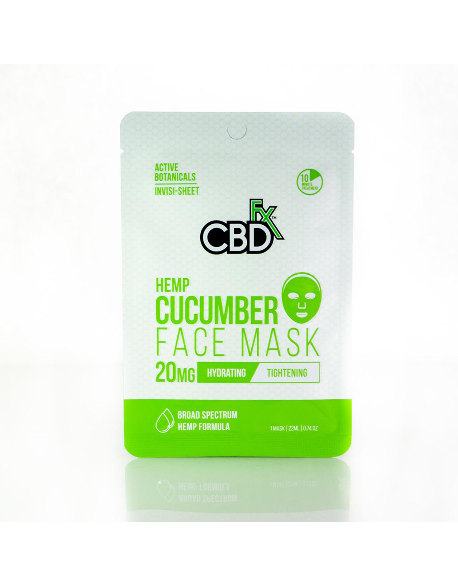 CBD FX: Facemask-
