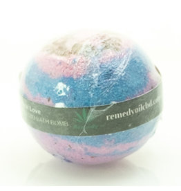 Remedy Oil: Bathbomb-