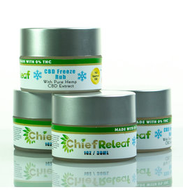 Chief Releaf: Freeze Rub