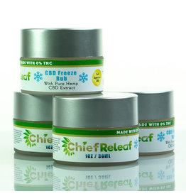 Chief Releaf: Freeze Rub