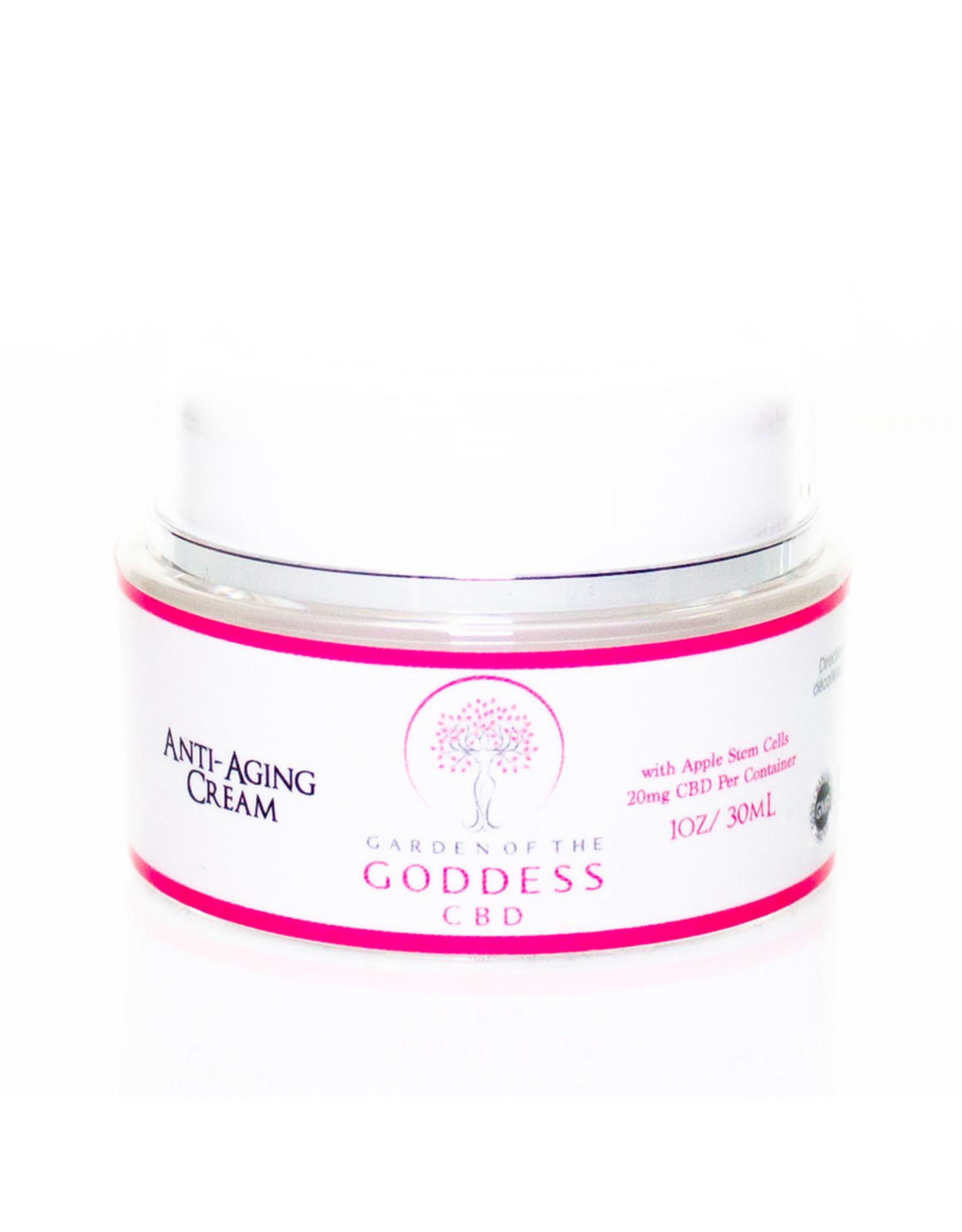 Garden of the Goddess: Anti-Age Cream