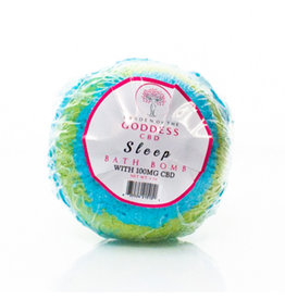 Garden of the Goddess: Bath Bomb- Sleep