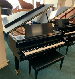 "Baldwin Baldwin Model L 6'3"" Grand Piano (Satin Ebony) (Pre-owned)"